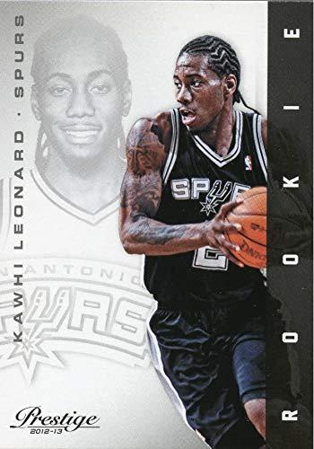 2012-13 Panini Prestige - Kawhi Leonard - NBA Basketball Rookie Card - RC Card #162
