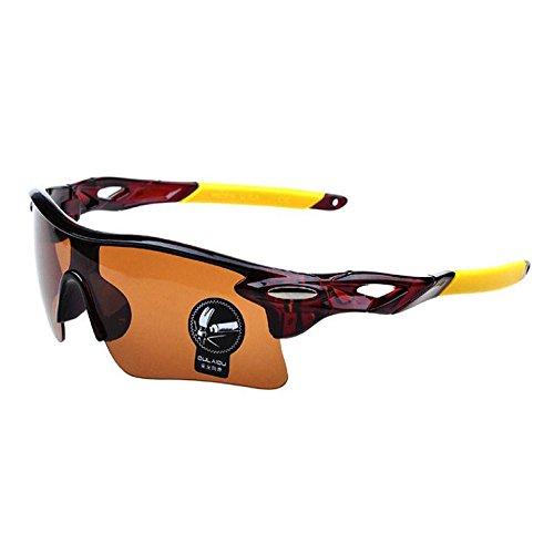 Womail Women Fashion Retro Outdoor Sports Glasses Sunglasses For Men - Face Male Shape Sunglasses