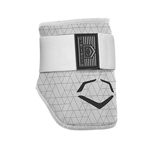 EvoShield EvoCharge Batter's Elbow Guard - Adult, White]()