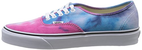 blue Basse tie Dye Da Authentic Vans Pink Adulto Blu Scarpe Unisex Ginnastica xqOIP8