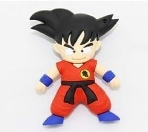 16GB Goku 3D Dragon Ball Bola de Dragón Pendrive Pen Drive