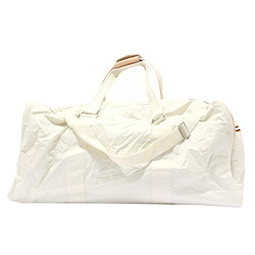 4360S K WAY borsone rosa Avorio avorio da viaggio multitasche unisex travel bag 7WZr7Fq