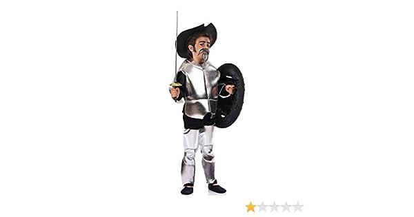 Disfraz de Don Quijote para niño: Amazon.es: Juguetes y juegos