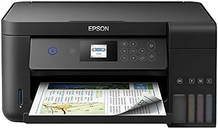 Epson L4160 Tintenstrahldrucker Schwarz A4 Computer Zubehör