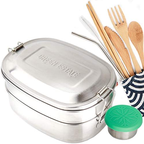 Green Estate Stainless Leakproof Container product image