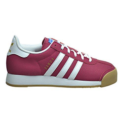 1f67ebe21 Galleon - Adidas Originals Girls  Samoa J Running Shoe