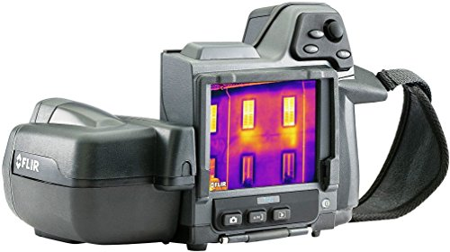 FLIR 62104-2804 Model T440bx-KIT-45 Building IR Thermal Imaging Camera with Standard and 45° Lens, Built-in touch-screen 3.5