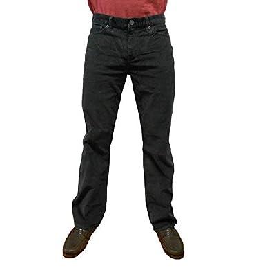 Calvin Klein Jeans Men's Corduroy Pants (Phantom, 36x30)
