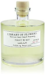 Library of Flowers Bubble Bath-Forget Me Not