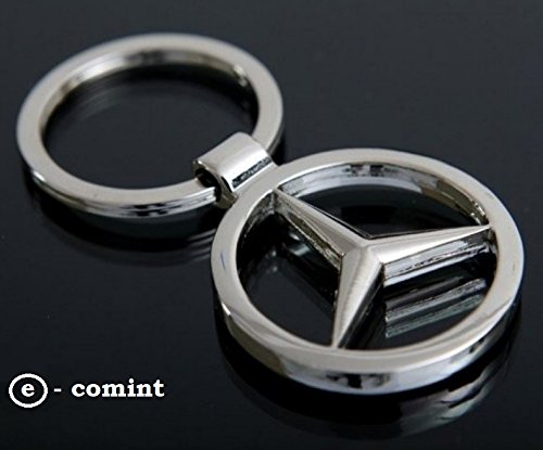 Mercedes-Benz Car Keychain Car Logo Key Ring