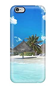 Fashionable Style Case Cover Skin For Iphone 6 Plus- Nature