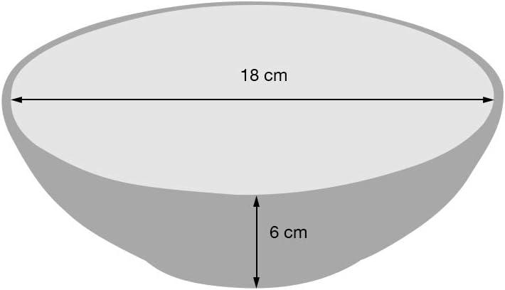 Service de table en Gr/ès Bleu 4 Personnes 12 Pi/èces Avec Gla/çure R/éactive ProCook Vaasa Assiettes /& Bols Peint /à la main
