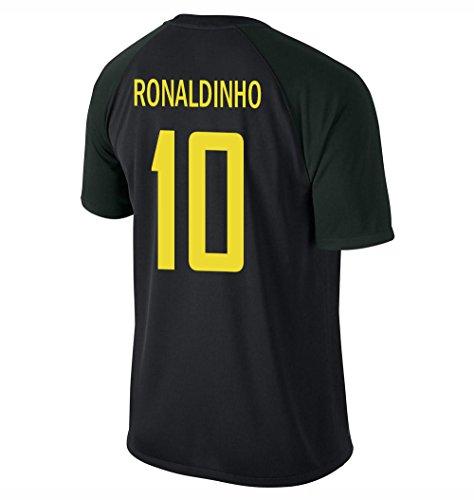 Ronaldinho #10 Brazil Third (3rd) Soccer - Brazil Soccer Ronaldinho Shopping Results