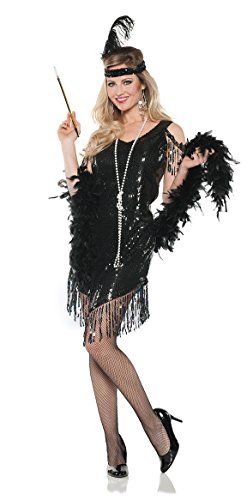 Underwraps Women's Flapper Costume - Swingin -