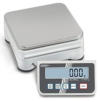 Báscula de precisión alta resolución con extraíble Análisis dispositivo [Kern PCD 2500 – 2]