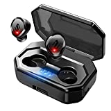 Wireless Earbuds,Dveda Bluetooth 5.0 3D Stereo Sound True Wireless Headphones 90H Playtime and Noise Cancelling Stereo for iPhone and Android