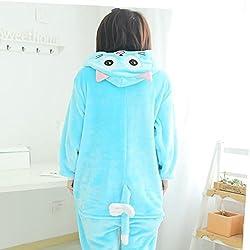 XMiniLife Happy Adult/Kids Pajamas Onesie Fairy Tail Costume