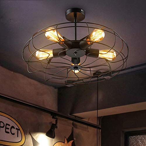 Celendi Metal Ceiling Light Pendant Lighting Industrial Vintage Style US Stock