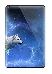 New Style Tpu Mini Protective Cases Covers/ Ipad Cases - Wolf