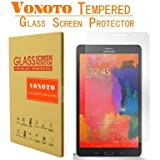 VONOTO Samsung Galaxy Tab Pro 8.4 SM-T320 T321 T325 [Tempered Glass Screen Protector] 0.3mm 9H Thickness Tempered Glass Screen Protector for Samsung Galaxy Tab Pro 8.4 (Samsung Galaxy Tab Pro 8.4)