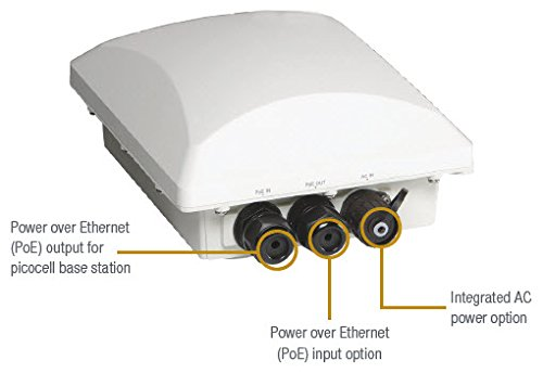 Ruckus Wireless ZoneFlex 7782 Dual-Band 802.11n Outdoor Wireless Access Point 901-7782-US01 (3x3:3 Streams 2.4GHz/5GHz Omnidirectional Beamflex Coverage) by Ruckus Wireless