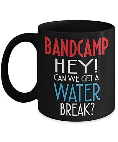 Bandcamp Marching band funny coffee mug waterbreak (Marching Band Mug)