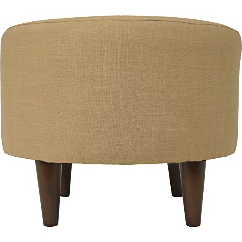 MJL Designs Sophia Allure Round Ottoman by MJL Furniture Designs