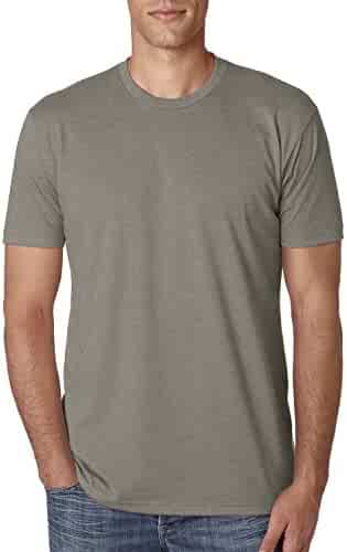 Next Level Men'S Premium Cvc Tee (Warm Gray) (XL)
