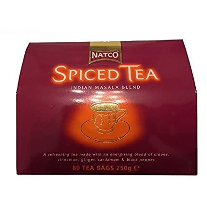 Natco Spiced Tea Indian Masala Blend - 250 gr