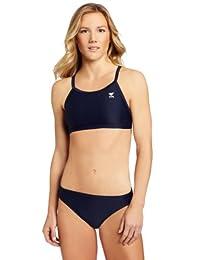 TYR Sport Durafast Bikini de Entrenamiento con Espalda de Diamante para Mujer