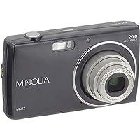 Minolta(r) Mn5z-Bk 20.0-Megapixel Mn5z Hd Digital Camera With 5x Zoom (black)