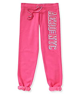 Aeropostale Womens Classic Cinch Athletic Sweatpants 662 S/30