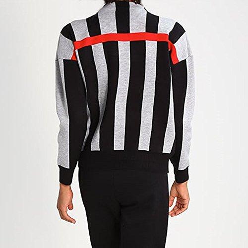 Topshop Damen Pullover Strickpullover GrS Mehrfarbig myvzI1m ...