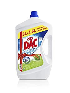 Dac Disinfectant Pine Twin Pack- 3 liters and 4.5 liters