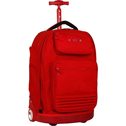 World PARKWAY Laptop Rolling Backpack