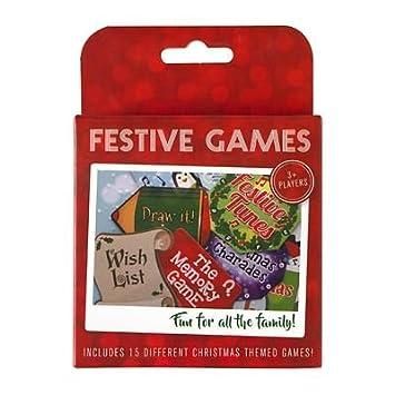 festive spiele collection 15 weihnachts spiele