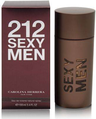 212 Sexy Men Cologne by Carolina Herrera for men Colognes