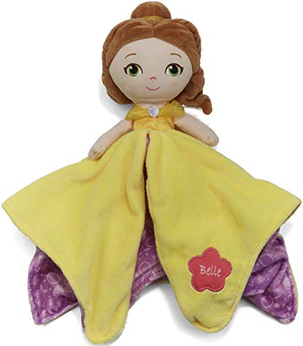 Belle Plush Doll - Kids Preferred Disney Baby Disney Princess Belle Blanky