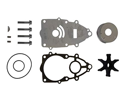 Water Pump Impeller Repair Kit for Yamaha 225 250 300 HP F LF LZ Z 4 Stroke Replaces 6P2-W0078-00 and Sierra 18-3515