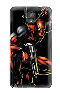 Brand New Note 3 Defender Case For Galaxy (deadpool) 3475367K34173974