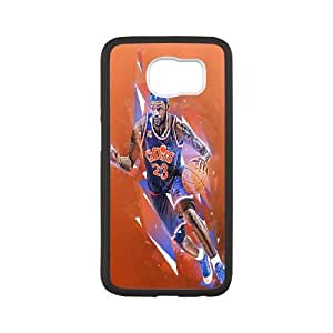 [H-DIY CASE] For Samsung Galaxy S6 -Lebron James Cleveland Cavaliers-CASE-19