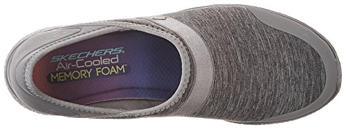Skechers Womens Mircroburst - Greatness Grey