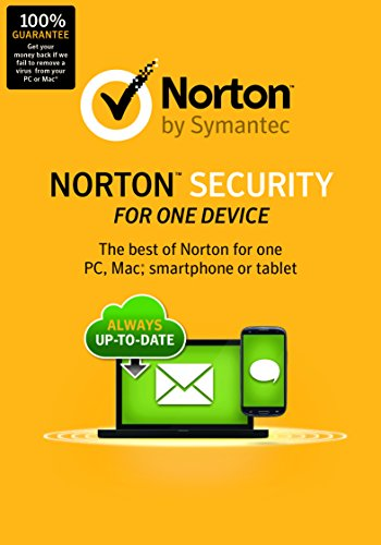 Norton Security for One Device (Old Version) [Online Code] by Symantec
