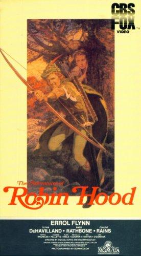The Adventures of Robin Hood (Original CBS Fox Home Video Release)