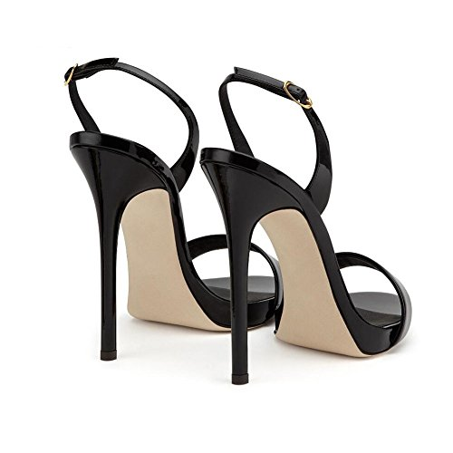 41 43 De Chaussures Boucle Mode Hauts Golden 44 45 Sandales Ceinture À 46 40 Stiletto Taille Black Femmes Black Party Talons 42 Banquet XDGG 45 Grande w0CqAnaUxa