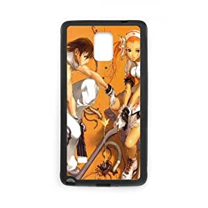 War Of Genesis Game Samsung Galaxy Note 4 Cell Phone Case Black Gift pjz003_3404274