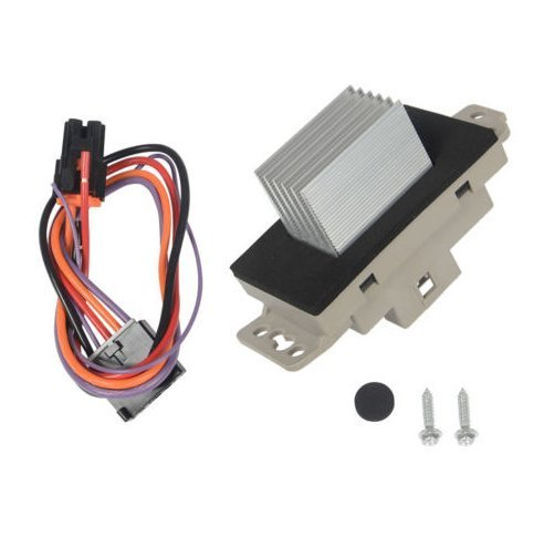 DunGu Blower Motor Control Module For GM GMC Chevy Buick Vehicles With Automatic Air Conditioning