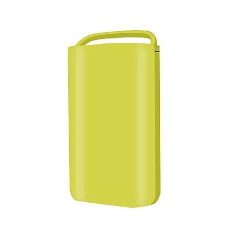 Deshumidificador Inicio Habitación Cuarto pequeño Baño de Color Amarillo Secador Recomendado (305 * 190 *