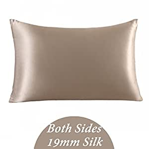Amazon Com Zimasilk 100 Mulberry Silk Pillowcase For