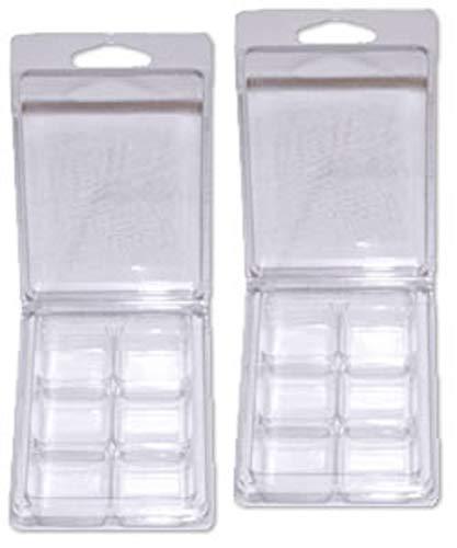 Premium Wax Melt Clamshells - 100 ()